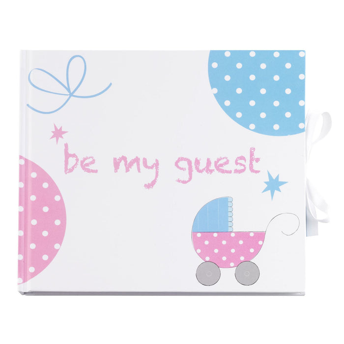 Tiny Feet Guest Book