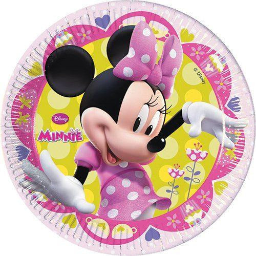 Minnie Bow-Tique Plates - new picture