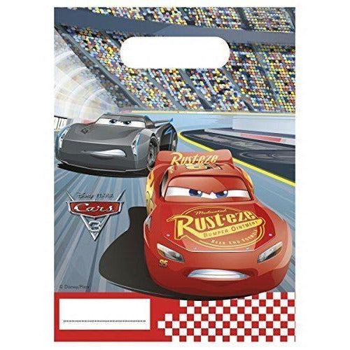 Cars 3 Party Bags - Procos