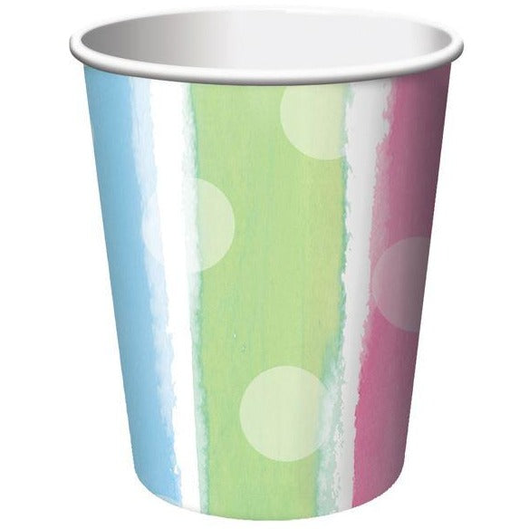 Clothes Line Cups