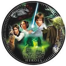Star Wars Hero Plate