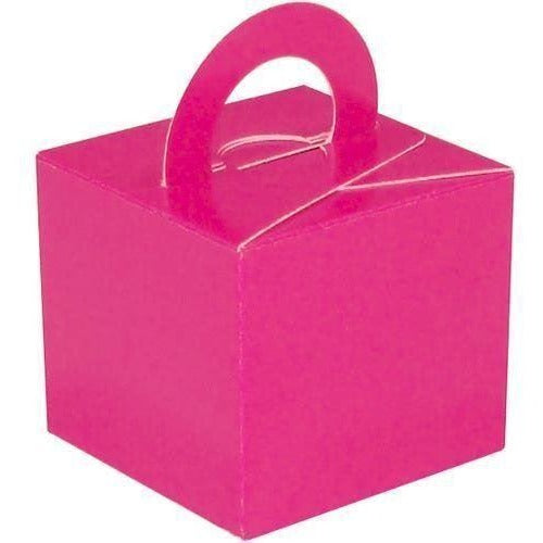 Oaktree Weight Gift Box Fuchsia 10PK