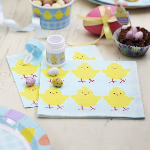 Easter Chick - Paper Napkins