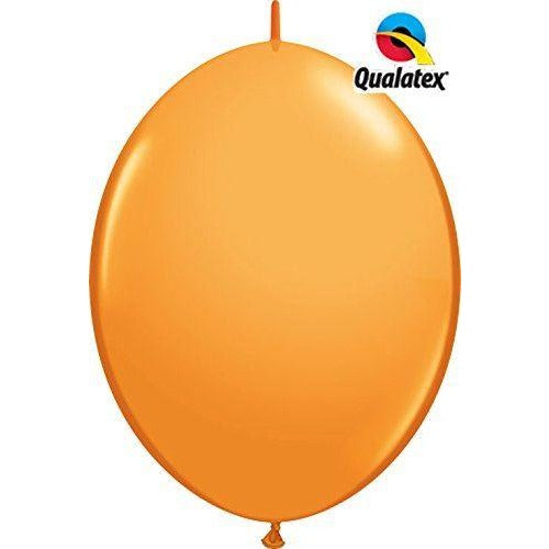 "12"" QLINK GOLDENROD       50CT,  QUALATEX QUICK LINK BALLOONS"