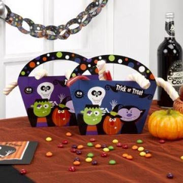 Halloween Trick or Treat Party Bags