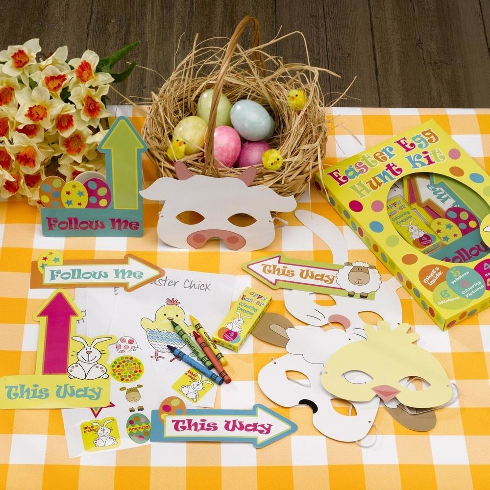 Easter Chick - Egg Hunt Kit