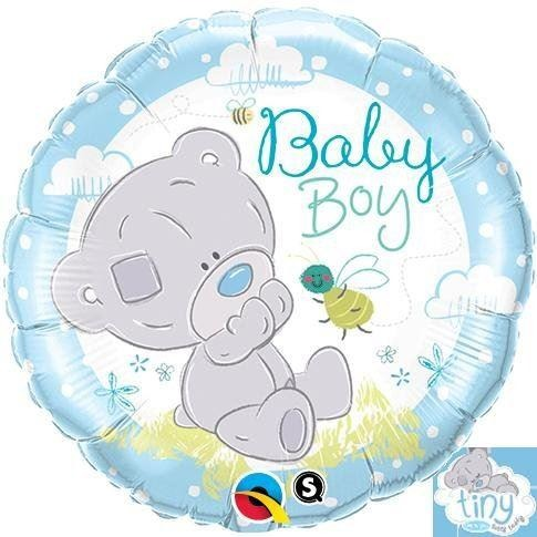 "18""  RND                  01CT,  TINY TATTY TEDDY BABY BOY"