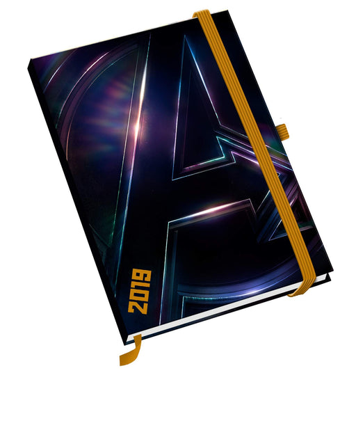 2019 Official Diary A5 Marvel Avengers