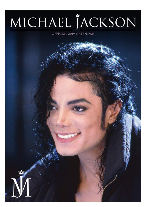 2019 Official Calendar A3 Michael Jackson