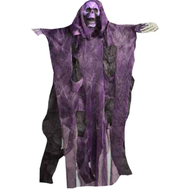 Halloween Hanging Ghouls Purple
