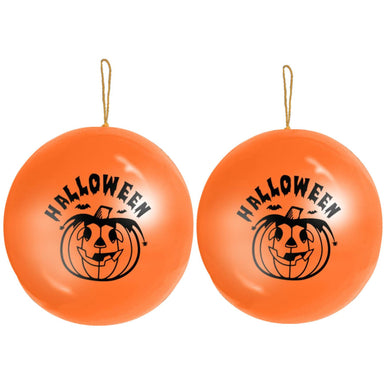 Halloween Punch Ball Balloons