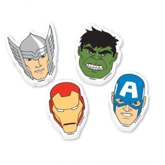 Avengers 12 Erasers