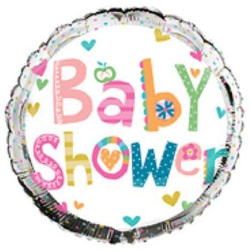 Simon Elvin Baby Shower Foil Balloon