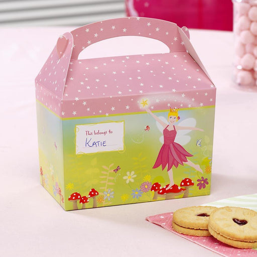 Fairy Princess Lunch Box- end of line-no further stock (CLR:5)
