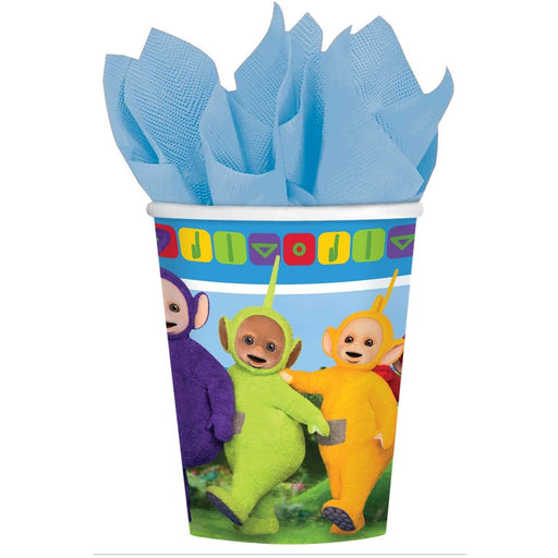 Teletubbies 266ml Cups