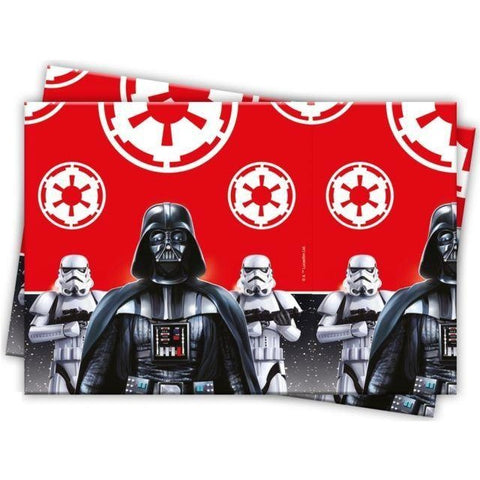 PARTY TABLE COVER 1CT STAR WARS CLASSIC