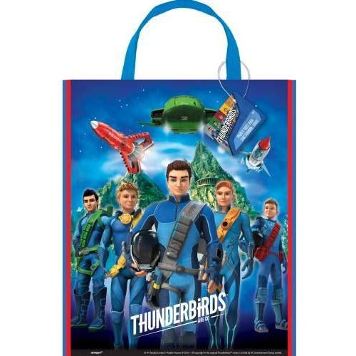 Thunderbirds Tote Bag 13X11