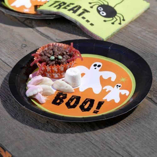 Happy Halloween - Plates 8 Pack
