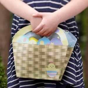 Easter Baskets - Paper