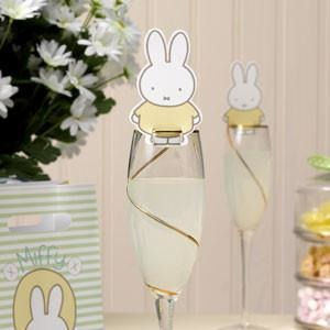 Baby Miffy - Decoration For Glass - 10