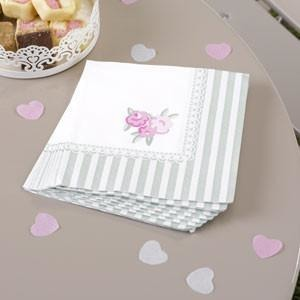 Frills & Spills Cocktail Napkin - 20 pack
