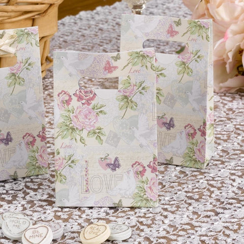 With Love - Small Favour Bags - 10