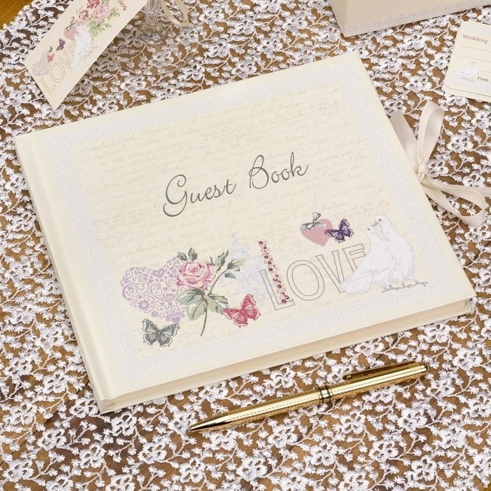 With Love - Guest Book