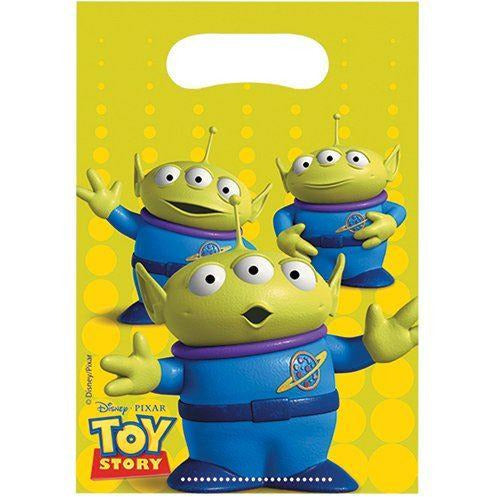 Toy story star loot bags- end of line