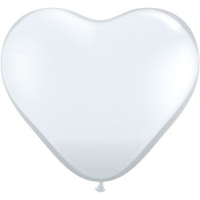 "06""  HRT  DIAMOND CLEAR  100CT,  QUALATEX PLAIN LATEX"