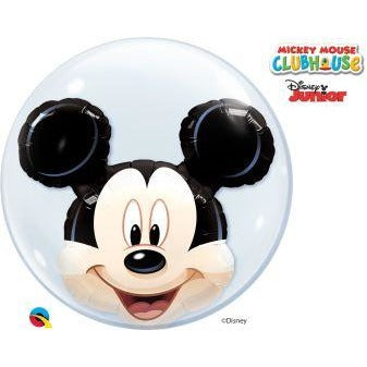 "24""  DOUBLE BUBBLE        01CT DN MICKEY MOUSE"
