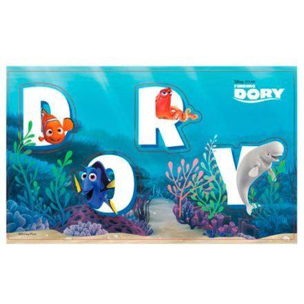 Finding Dory party game- end of line April 2018 (Clear Tubs - Stacked)