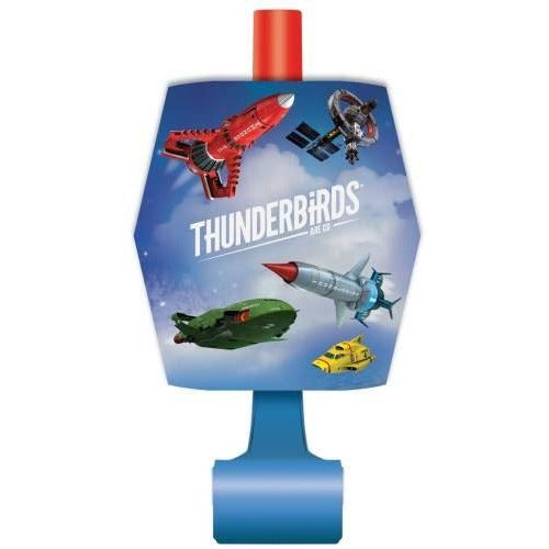 8 Thunderbirds Blowout