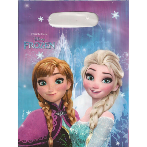 PARTY BAGS 6CT,  DISNEY FROZEN
