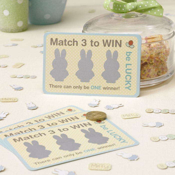 Baby Miffy - Scratch Card Game - 10