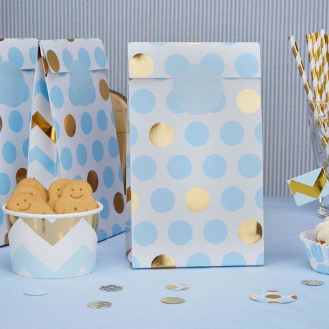 Pattern Works - Party Bag Blue - 5 pack