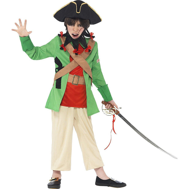 Horrible Histories Blackbeard Costume