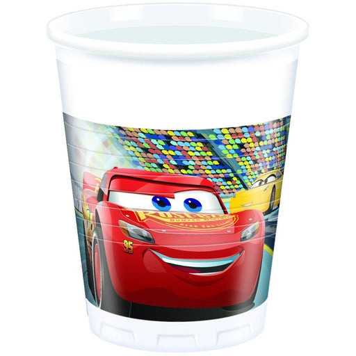 Cars 3 Cups - Procos