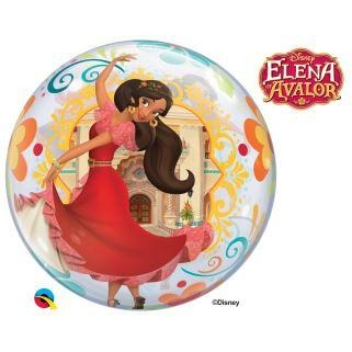 "22""  SINGLE BUBBLE        01CT DN ELENA OF AVALOR - END OF LINE"