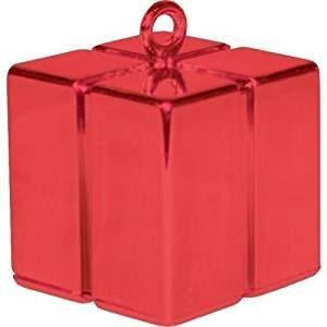 GIFT BOX WEIGHTS x1 (SINGLE) RED