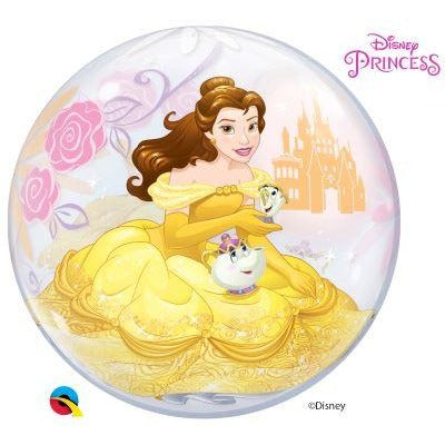 "22""  SINGLE BUBBLE        01CT,  DN PRINCESS BELLE"