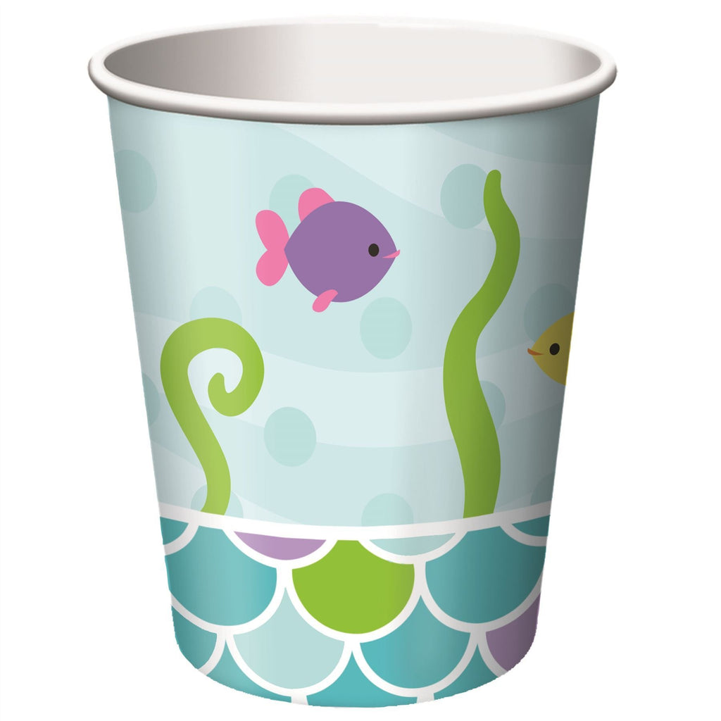 Mermaid Friends Paper Cups