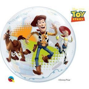 "22""  SINGLE BUBBLE        01CT,  DNPX TOY STORY"