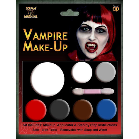 Halloween Vampire Make Up Set