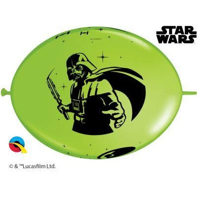 "12"" QLINK SPECIAL AST     50CT STAR WARS"