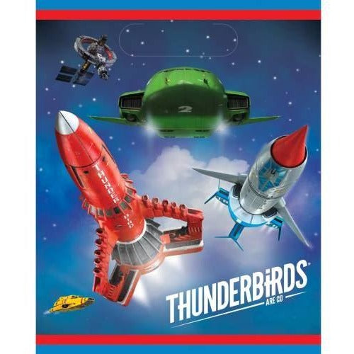 8 Thunderbirds Lootbag