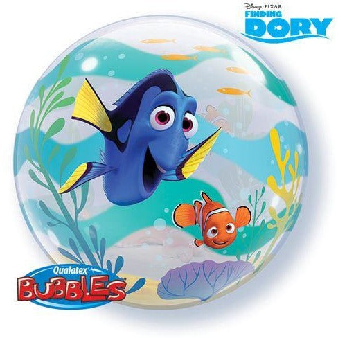 "22""  SINGLE BUBBLE        01CT,  DNPX FINDING DORY"