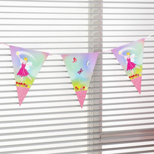 Fairy Princess Bunting- end of line-no further stock. April 2018 (CLR:5)