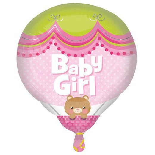 J/SHAPE Baby Girl Hot Air Ball