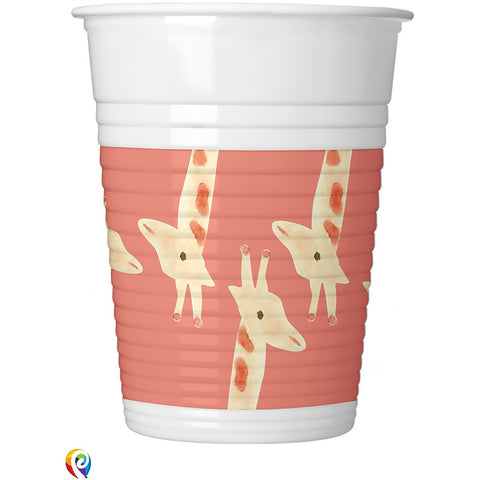 Safari Plastic Cups