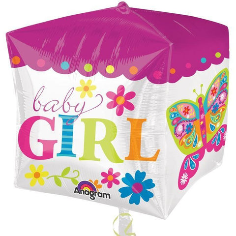 CBZ: Beautiful Baby Girl Block
